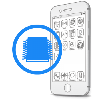 Ребол флеш памяти iPhone 6S