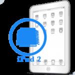 iPad 2- Ребол/замена флеш памяти