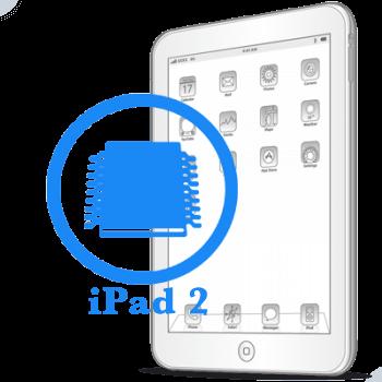 iPad 2 Ребол/замена флеш памяти