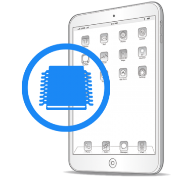 Ребол/замена флеш памяти iPad Air 2