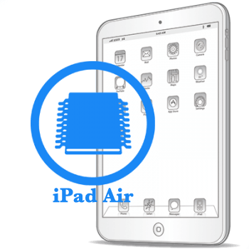 iPad - Ребол/замена флеш памяти Air