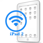 iPad 2- Замена антенны WiFi