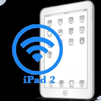 iPad 2 - Замена антенны WiFi