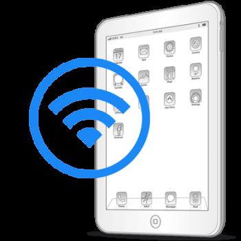 Замена модуля WiFi iPad 3 (new)