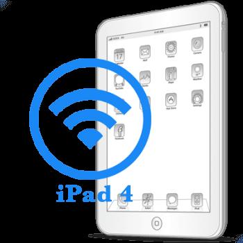 Ремонт Ремонт iPad iPad 4 Замена антенны WiFi