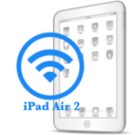 Замена антени WiFi iPad Air 2