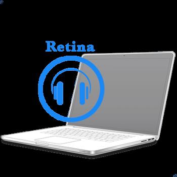 Retina MacBook Pro - Ремонт аудио-разъема
