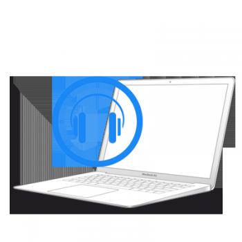 Ремонт аудио-разъема на MacBook
