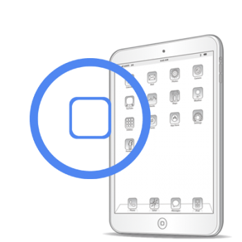 Ремонт кнопки Home в iPad mini