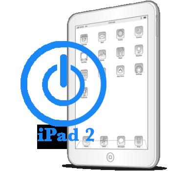 Ремонт кнопки включения (блокировки) iPad 2