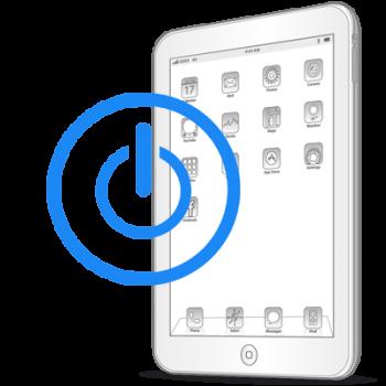 Ремонт кнопки включения (блокировки) iPad 4