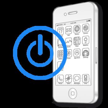 Ремонт кнопки включения (блокировки) iPhone 4S
