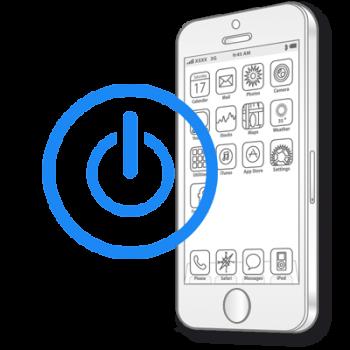 Ремонт кнопки включения (блокировки) iPhone 5S