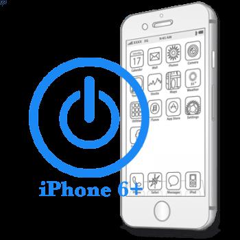 Восстановление-замена кнопки Power (включения, блокировки) iPhone 6 Plus