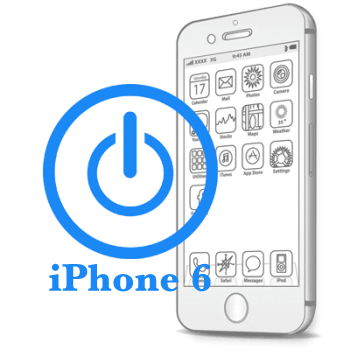 Ремонт iPhone 6 Восстановление-замена кнопки Power (включения, блокировки)