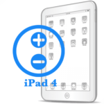 iPad 4- Ремонт кнопок громкости