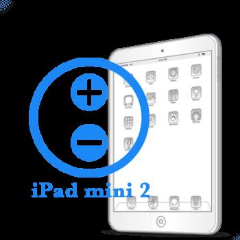 mini Retina iPad - Ремонт кнопок громкости