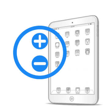 Ремонт кнопок громкости iPad mini