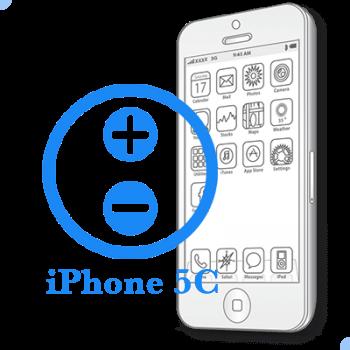 Ремонт iPhone 5C Ремонт кнопок громкости