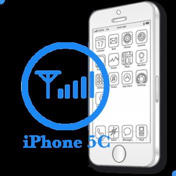 Ремонт iPhone 5C Восстановление модемной части