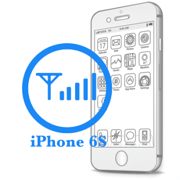 Ремонт iPhone 6S Ремонт модемной части