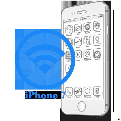 Ремонт iPhone 7 Відновлення Wi-Fi модуля
