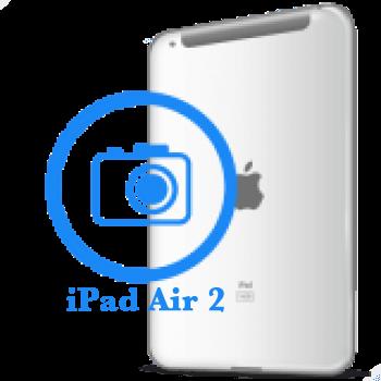 iPad Air 2 Замена основной (задней) камеры