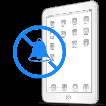 Ремонт переключателя режимов iPad 4