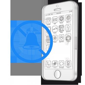 Ремонт переключателя режимов в iPhone 5С