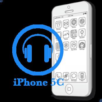 Ремонт iPhone 5C Замена аудио-разъёма (вход наушников)