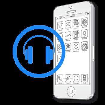Замена аудио-разъёма (вход для наушников) iPhone 5C