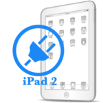 iPad - Ремонт разъёма синхронизации (зарядки) 2