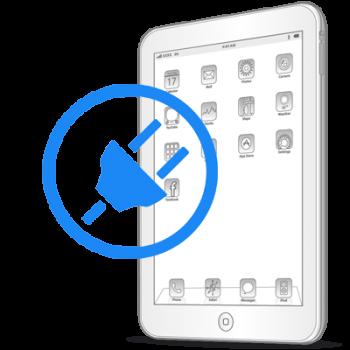 Ремонт разъёма синхронизации (зарядки) iPad 2