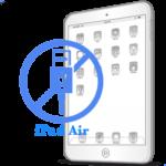 Ремонт разъема синхронизации (зарядки) iPad Air