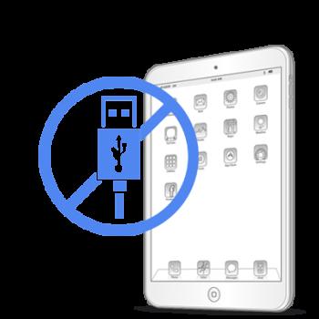 Ремонт разъема синхронизации (зарядки) iPad mini Retina