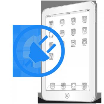 Ремонт разъёма синхронизации (зарядки) iPad Pro 12.9''
