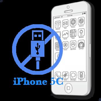 Ремонт iPhone 5C Замена разъема синхронизации (зарядки)