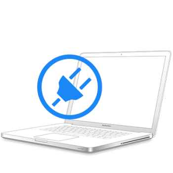 Ремонт разъема зарядки MacBook