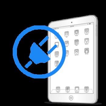 Ремонт разъёма синхронизации (зарядки) iPad mini