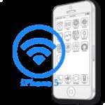 Ремонт модуля WiFi в iPhone 5