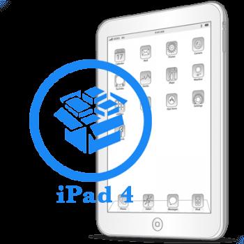 Ремонт Ремонт iPad iPad 4 Резервное копирование данных