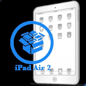 iPad Air 2 Резервное копирование данных