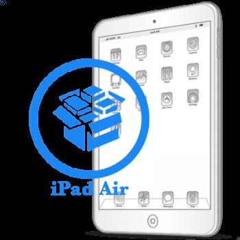 iPad Air Резервное копирование данных