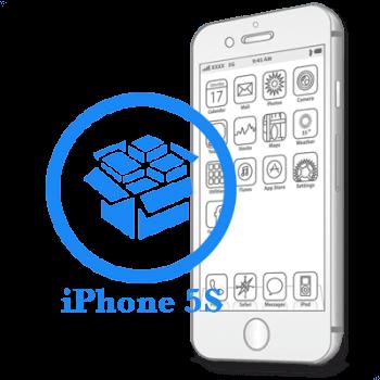 Ремонт iPhone 5S Резервное копирование данных