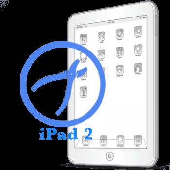 iPad 2 Рихтовка корпуса на