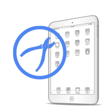 Рихтовка корпуса на iPad Mini Retina