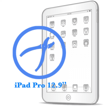 iPad Pro 12.9ᐥ Рихтовка корпуса на