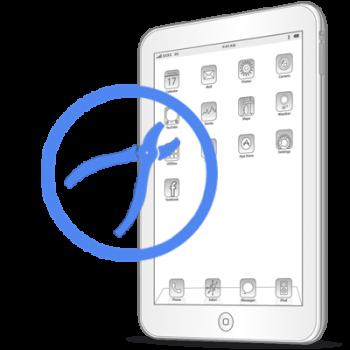 Рихтовка корпуса на iPad4