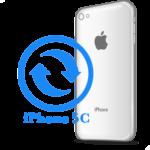 Рихтовка, выравнивание корпуса iPhone 5C
