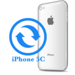 iPhone 5C - Рихтовка, выравнивание корпуса